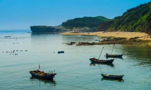 哈仙岛的风景