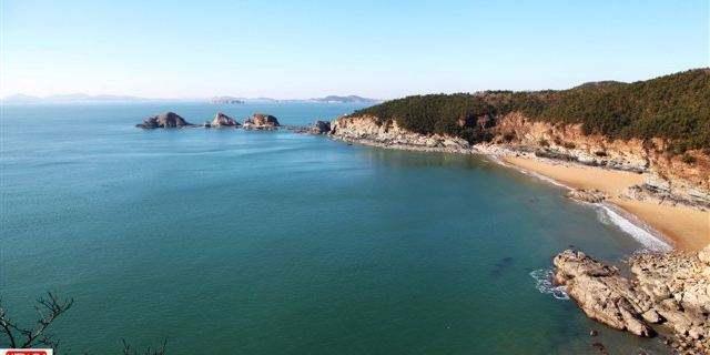 哈仙岛景色
